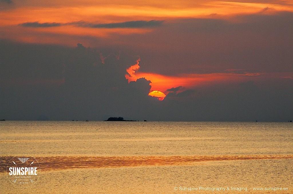 Sunset, Bo Phut, Koh Samui, Thailand