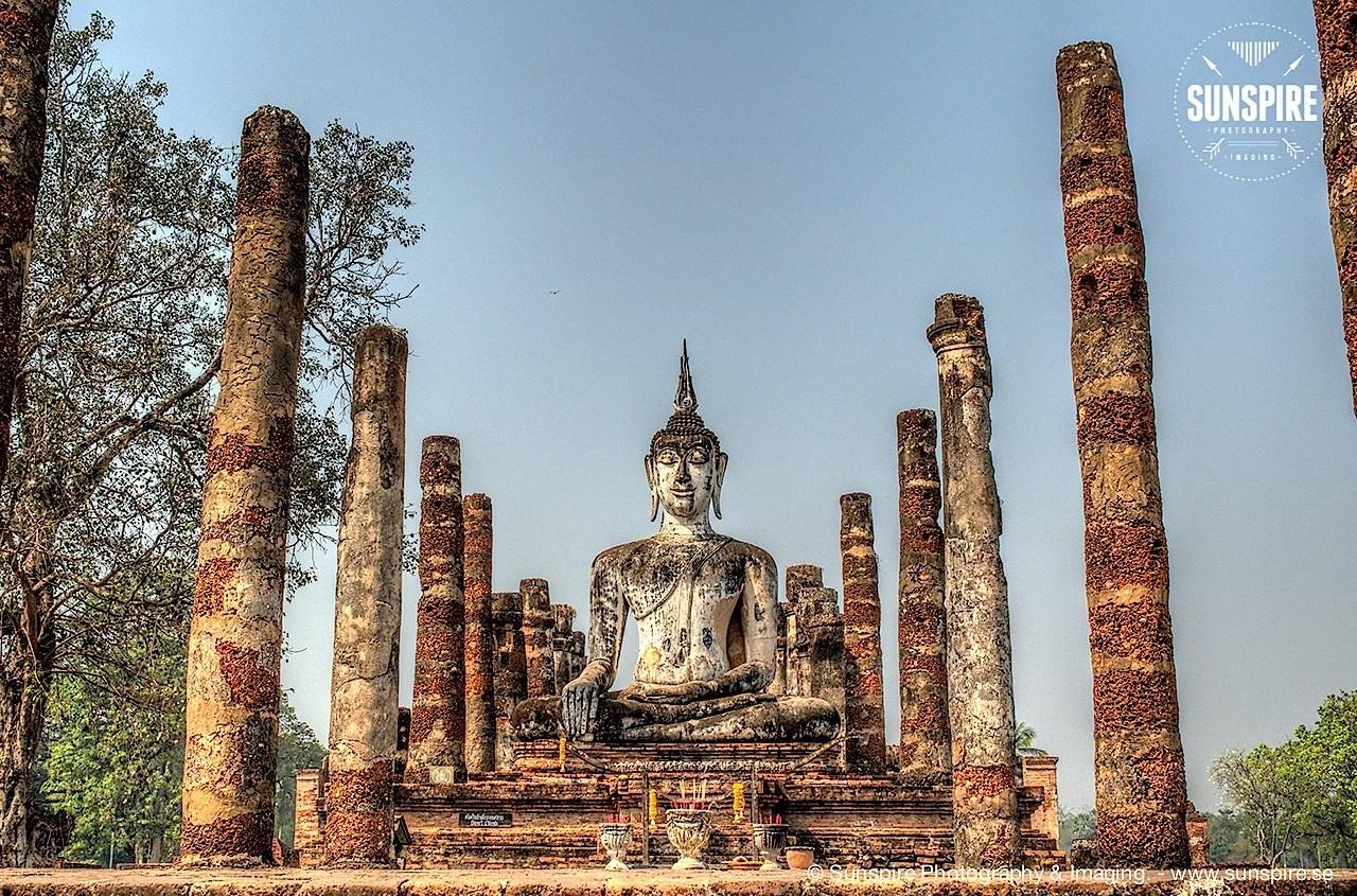 Sukhothai Historical Park, Thailand 1
