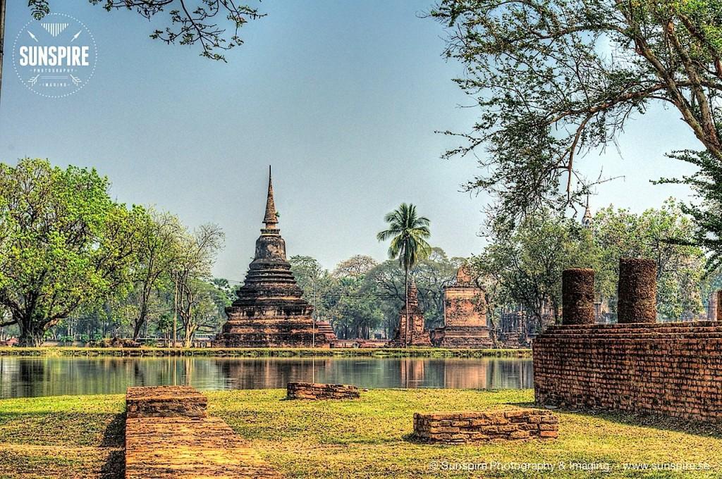 Sukhothai Historical Park, Thailand 4