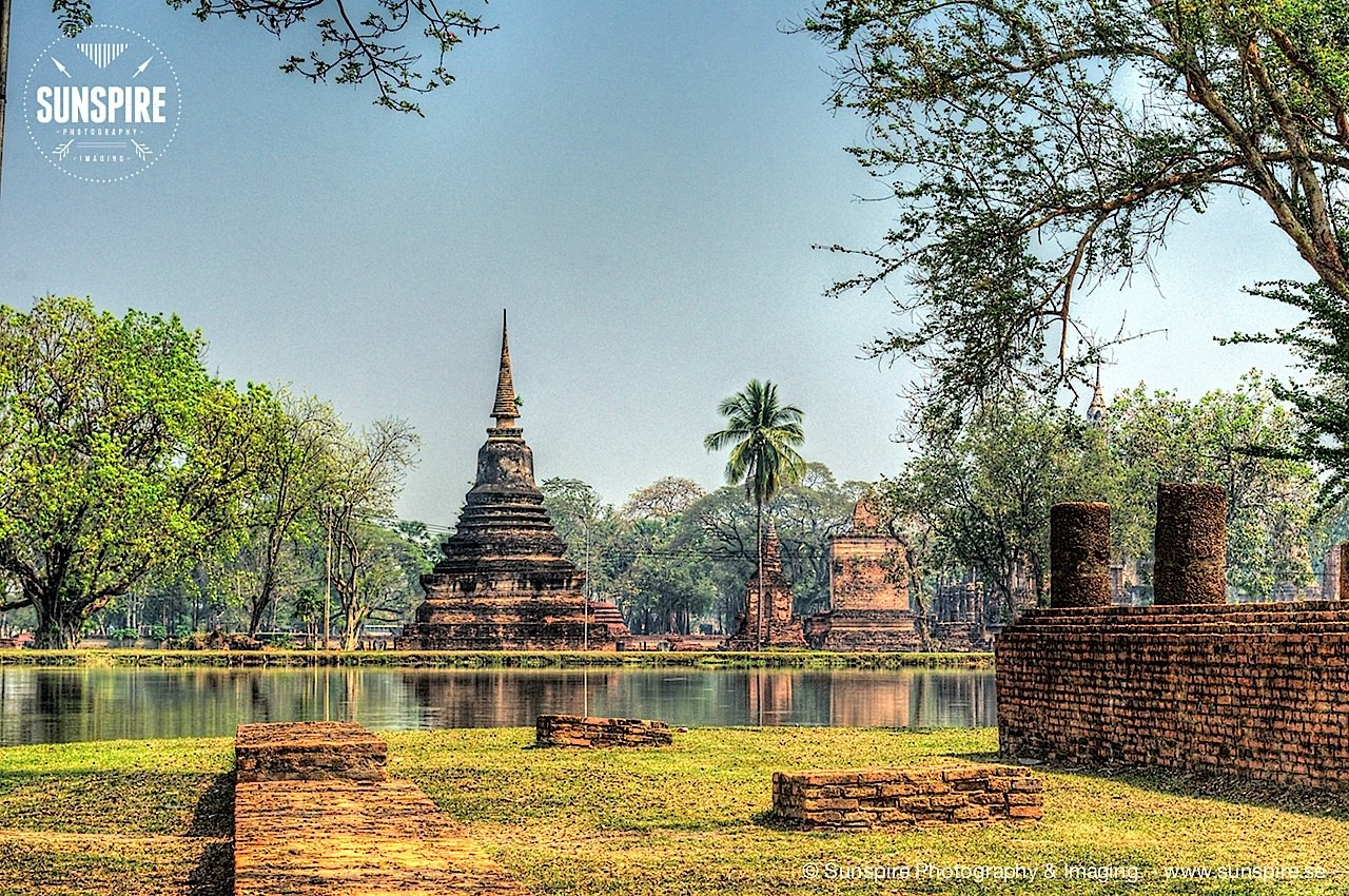 Sukhothai Historical Park  Sunspire Photography & Imaging
