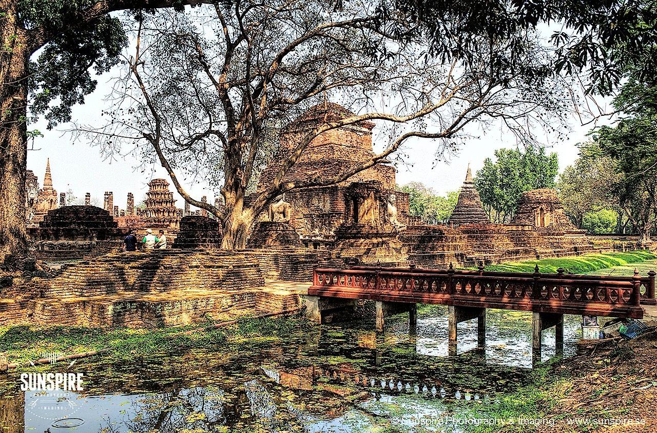 Sukhothai Historical Park, Thailand 5