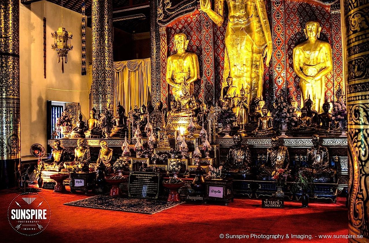 Wat Chedi Luang, Chiang Mai, Thailand 1