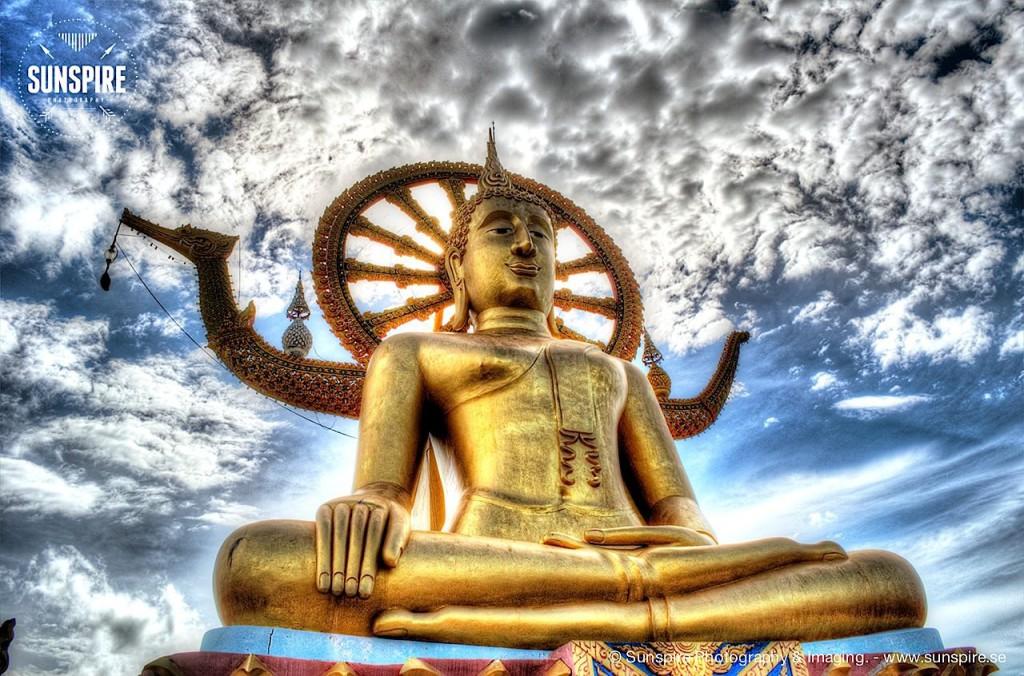 Big Buddha Temple, Koh Samui, Thailand