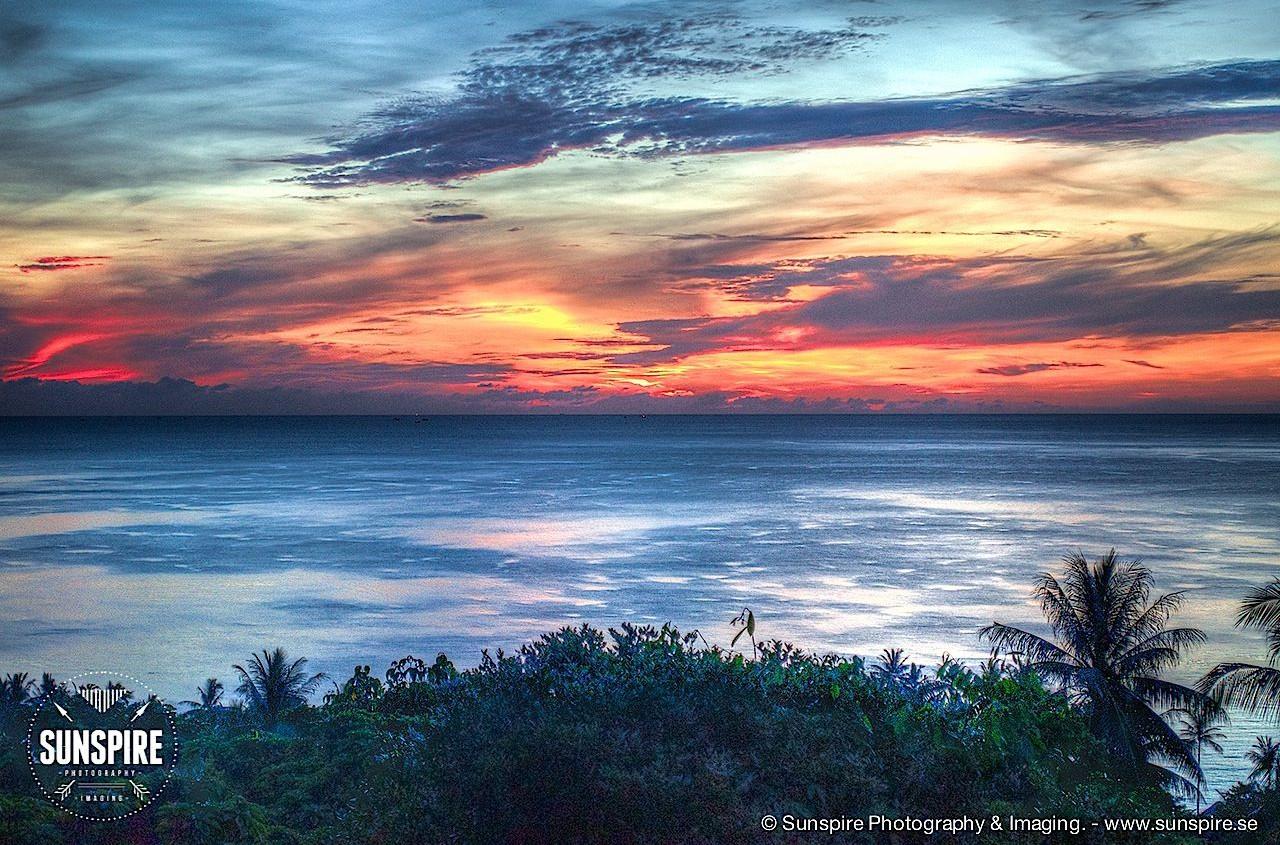 Sunrise at Choeng Mon, Koh Samui, Thailand