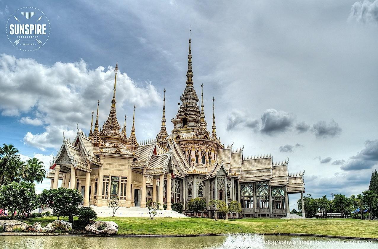 Wat Luang Phor Toh, Sikhiu, Nakhon Ratchasima, Thailand 1