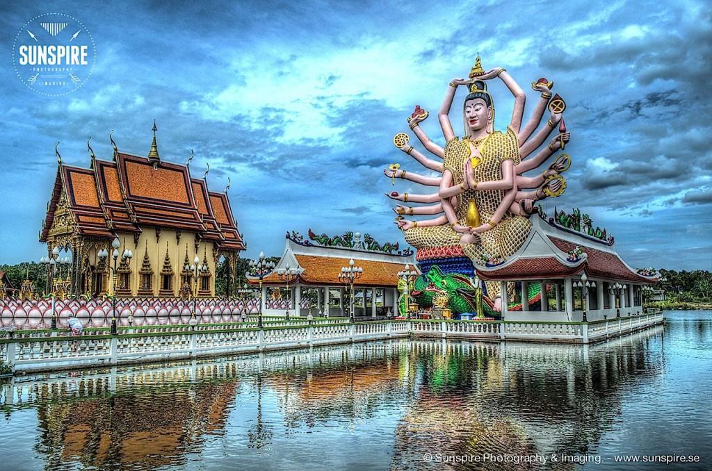 Wat Plai Laem, Koh Samui, Thailand 1