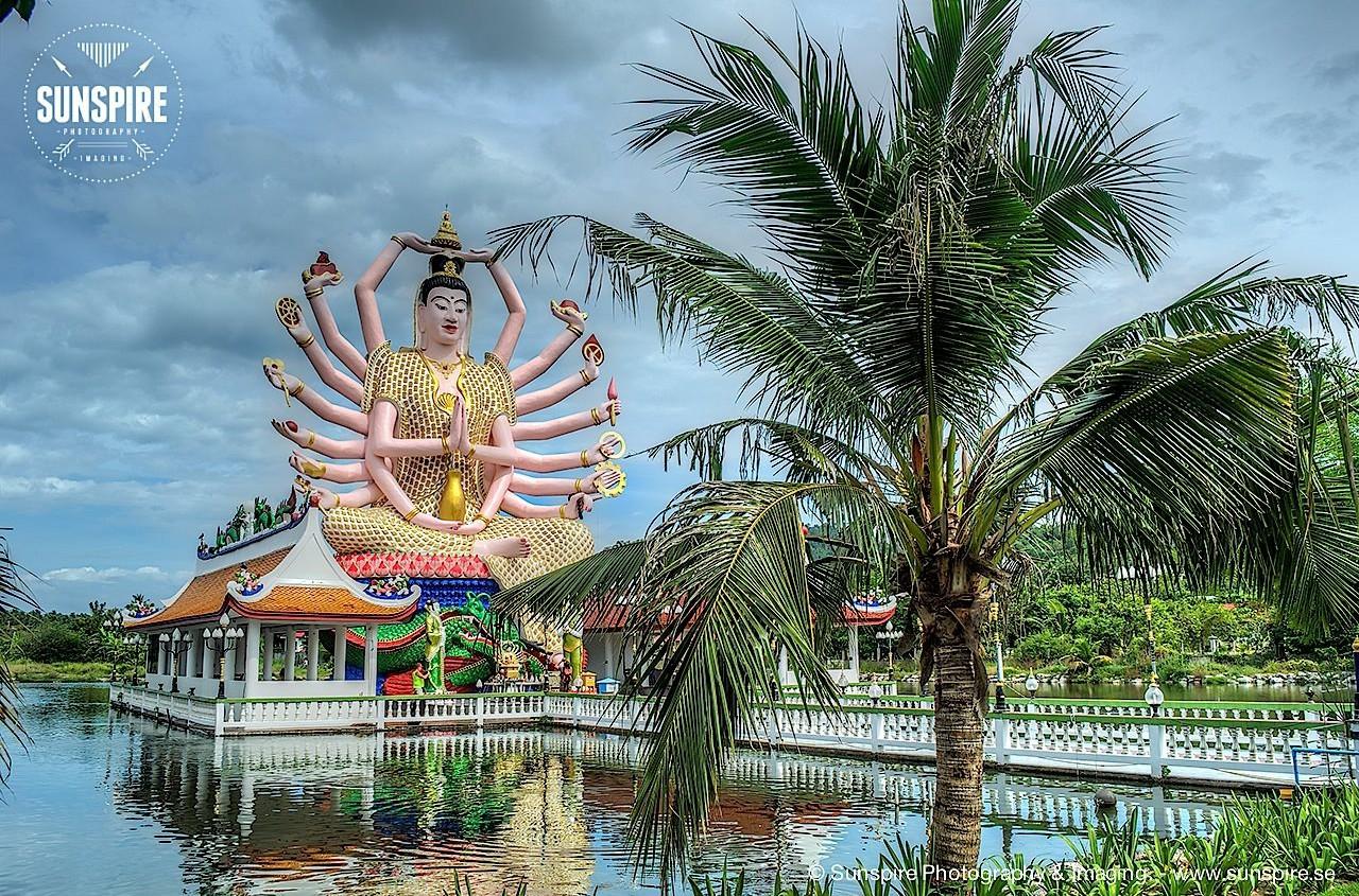 Wat Plai Laem, Koh Samui, Thailand 2