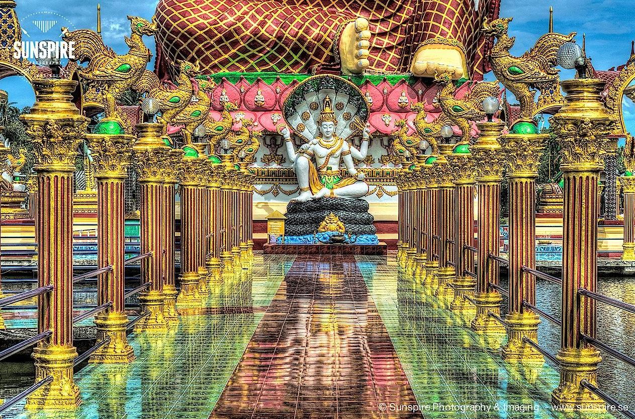 Wat Plai Laem, Koh Samui, Thailand 3