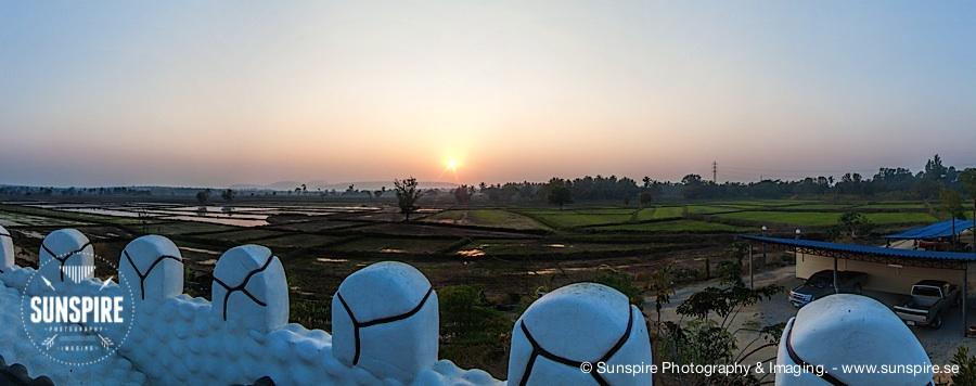 Panorama – R & S Resort, Sikhiu, Nakhon Ratchasima, Thailand
