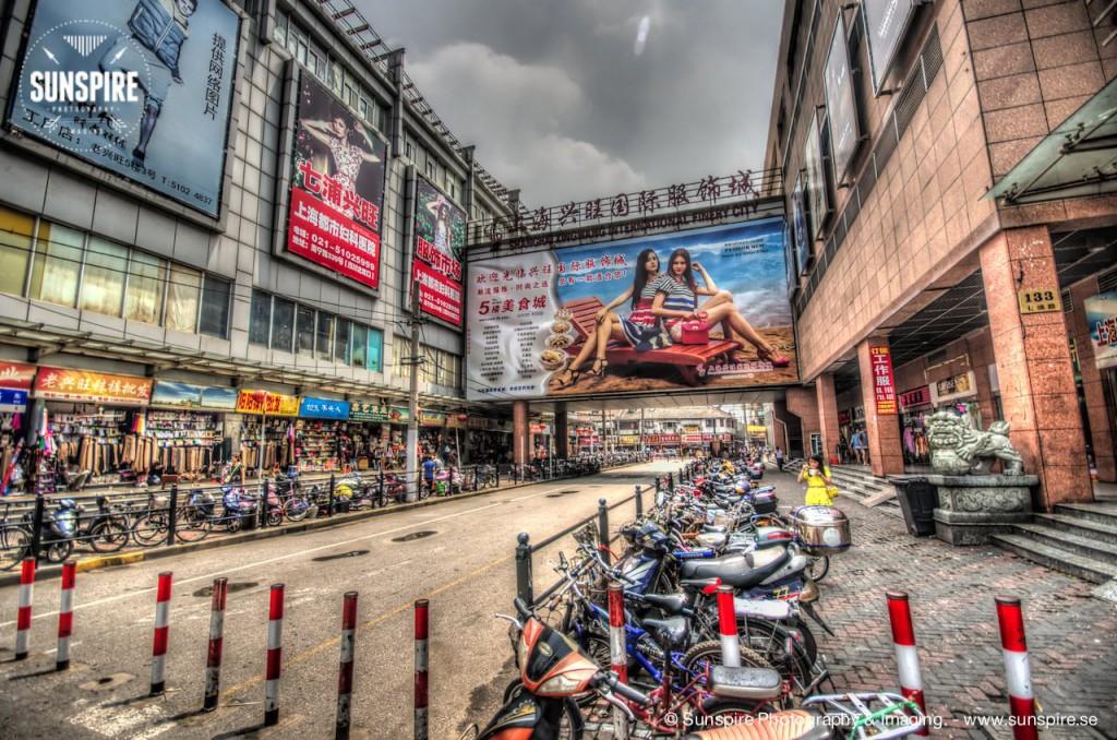 Haining Road, Shanghai