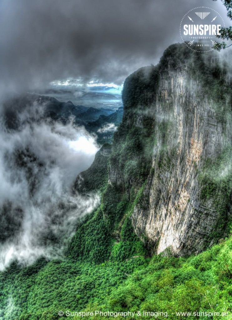 Dragon Head Rock, Tianmen Mountain