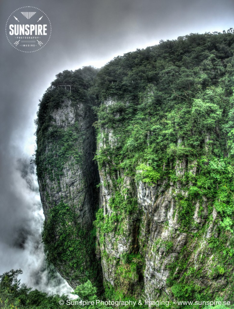 Guigu Fairy Cave, Tianmen Mountain