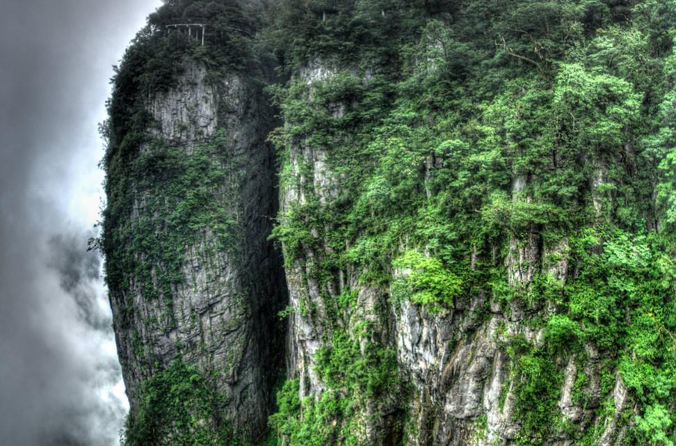 Guigu Fairy Cave, Tianmen Mountain
