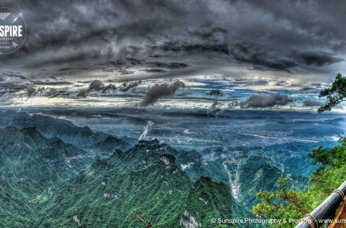 Heaven Approaching Platform, Tianmen Mountain