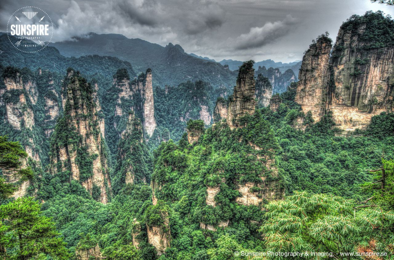 Zhangjiajie National Forest Park 09