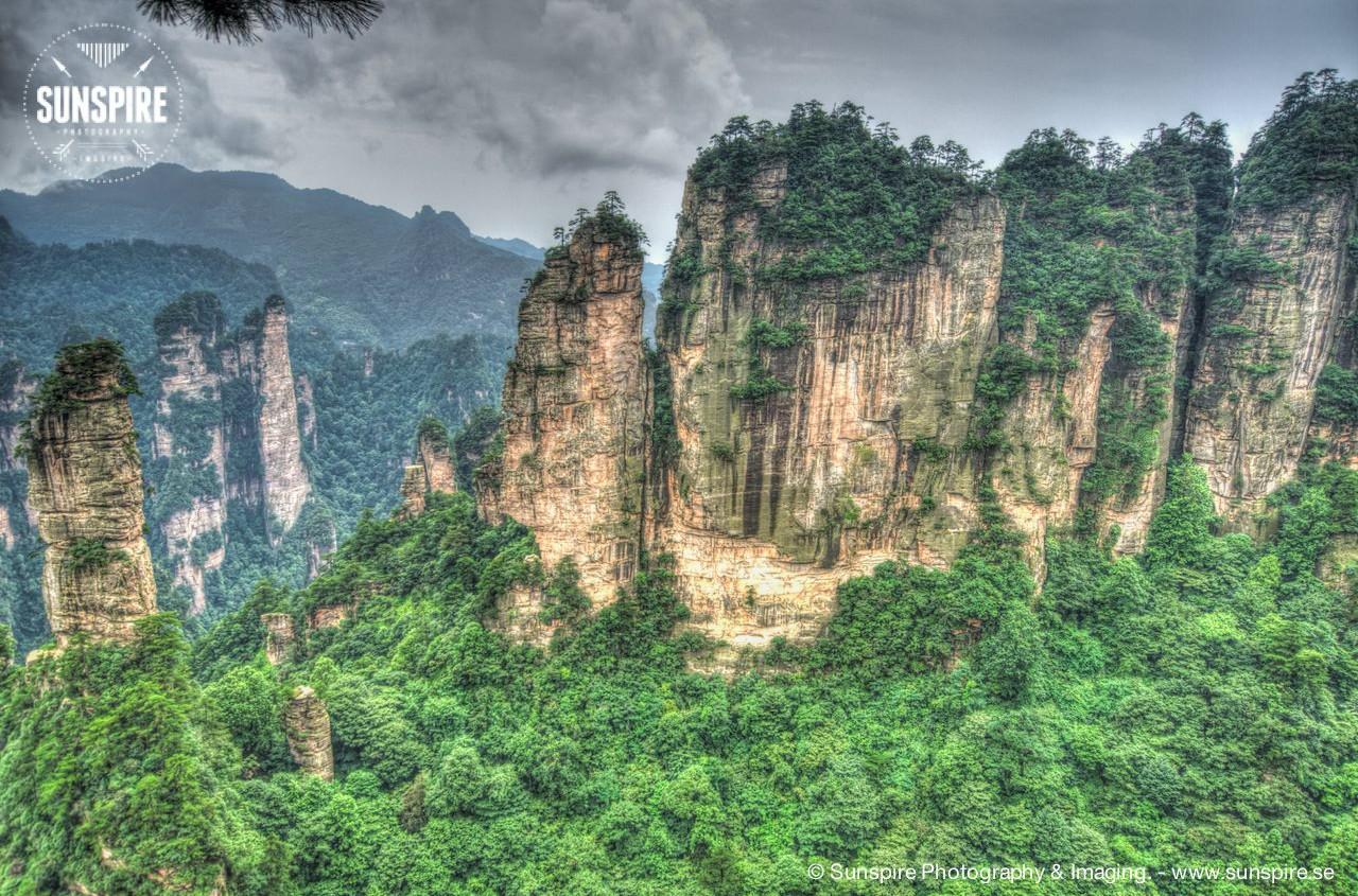 Zhangjiajie National Forest Park 10