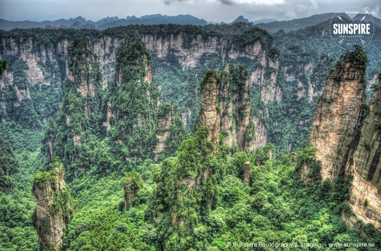 Zhangjiajie National Forest Park 11