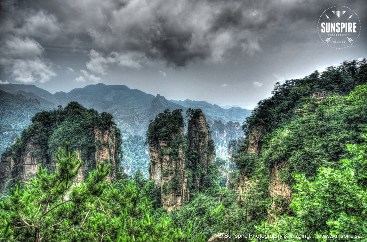 Zhangjiajie National Forest Park 12
