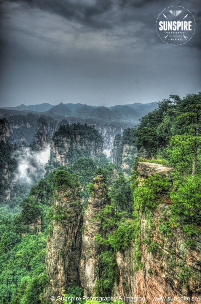 Zhangjiajie National Forest Park 14