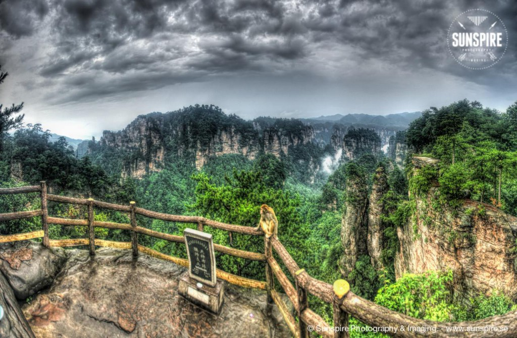 Zhangjiajie National Forest Park 15
