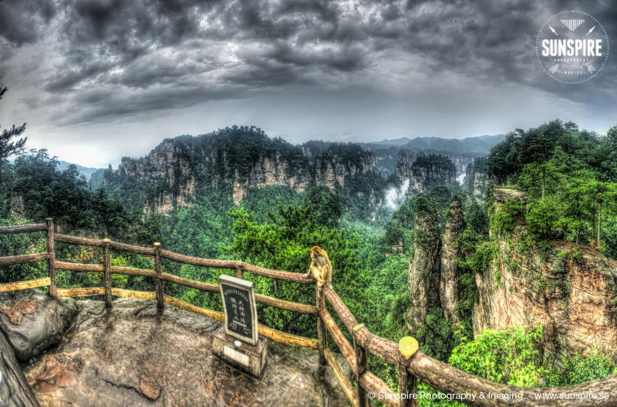 Zhangjiajie National Forest Park 15