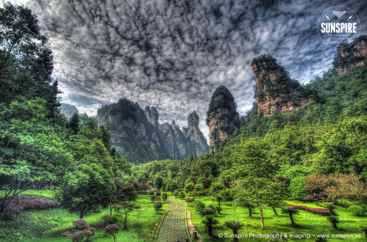 Zhangjiajie National Forest Park 17