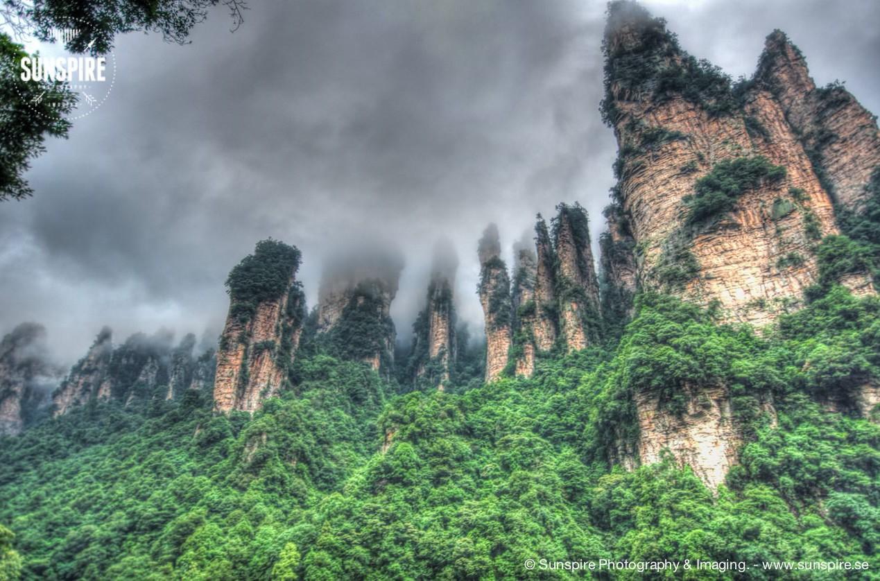 Zhangjiajie National Forest Park 19